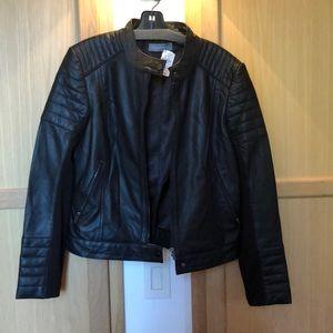 BRAND NEW leather jacket
